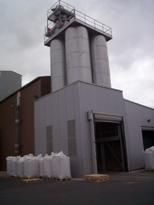 Cuve liquide 50 000 litres